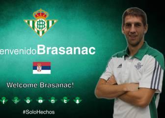 Oficial: Brasanac firma con el Betis por cinco temporadas