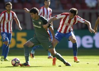 San José es duda frente al Barcelona por una lumbalgia