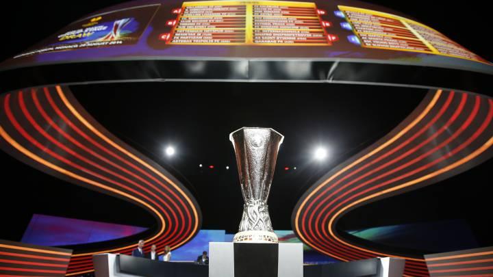 Cómo y dónde ver el sorteo de la Europa League: horarios y TV