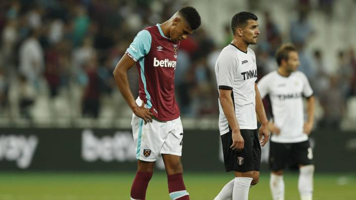 Resumen de la jornada: El West Ham cae ante el Astra (0-1)