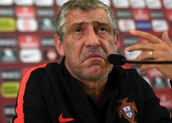 Santos llama a Pepe, Gomes y Nani; Cristiano fuera por lesión