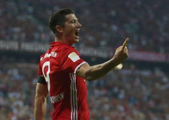 El Bayern también arrolla en la Bundesliga con Ancelotti