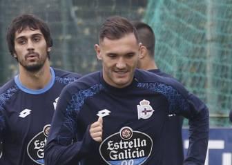Sin Lucas Pérez, pero con Florín, Joaquín y Rubén Castro