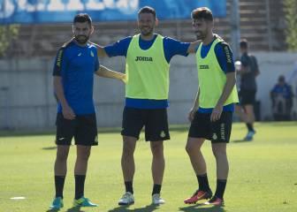 El Málaga busca su juego y el Espanyol olvidarse del tenis