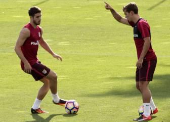 Griezmann regresa a la lista del Atlético de la que se cae Tiago