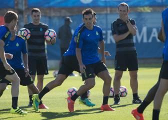 Espanyol vs Málaga en directo online: Liga Santander