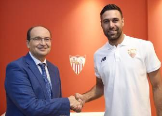Oficial: Sirigu ya es del Sevilla