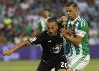 El Betis inquieta a su afición y el Depor ya añora a Lucas Pérez