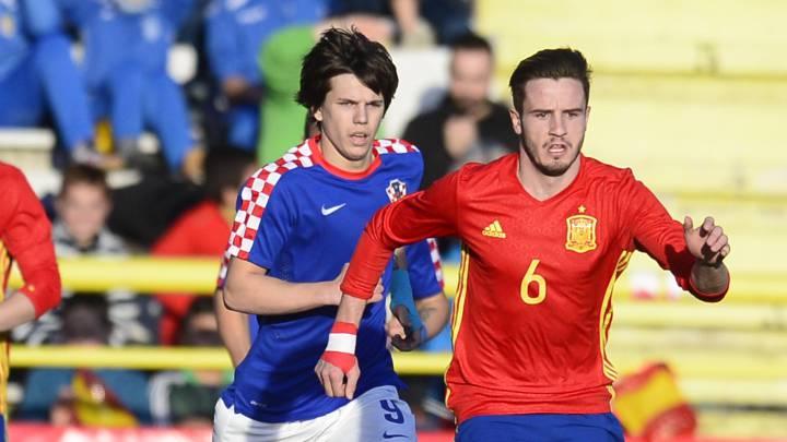 Saúl podría debutar: alternará la Selección absoluta con la Sub-21