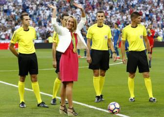 Real Madrid-Celta de Vigo en imágenes