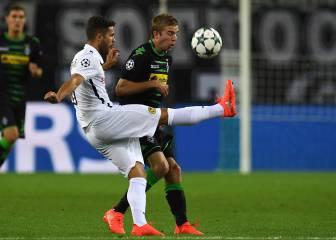 Sufrida victoria del M'Gladbach para empezar la Bundesliga
