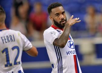 El Dijon remonta dos veces al Lyon, que acaba goleado