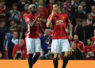 Hull City 0 - Manchester United 1: Resumen, goles y resultado
