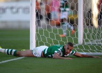 El Sporting de Portugal acuerda el pase de Slimani al Leicester