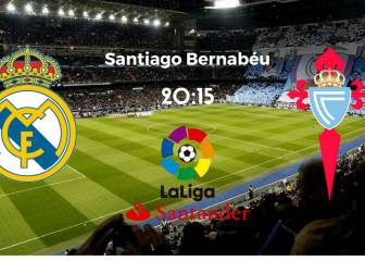 Real Madrid vs Celta en directo: J.2 Liga Santander