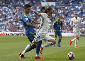 Real Madrid 2 - 1 Celta: resumen, resultado y goles del partido