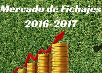 Mercado de Fichajes en directo: resumen del sábado 27/08/2016