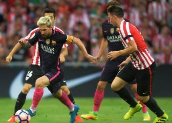 Athletic vs Barcelona en directo online: Liga Santander