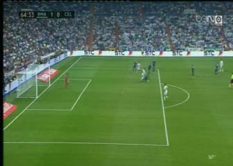 Polémica en el Bernabéu: fuera de juego de Morata en el 1-0