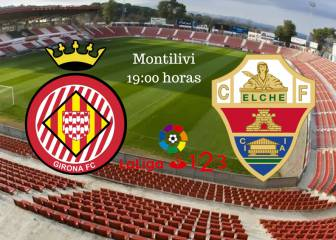 Girona vs Elche síguelo en directo