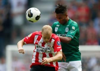 El PSV no pasa del empate a cero ante un colista con diez