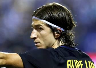 Uno por uno del Atlético: Filipe Luis fue el mejor del partido