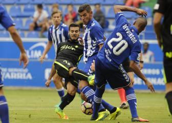 Alavés 0 - Sporting 0: resumen, resultado y goles