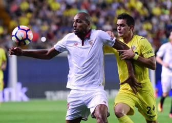 Sergio Rico sostiene al Sevilla ante un Villarreal gafado