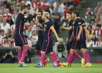 El uno a uno del Barça: imperial Rakitic, creciente Arda