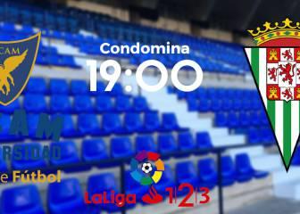 UCAM Murcia 1-Córdoba 1: resumen, goles y resultado