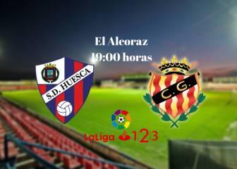 Huesca vs Nástic en directo