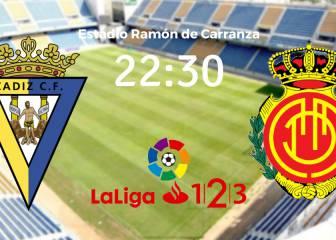 Cádiz vs Mallorca retransmisión online