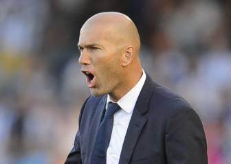 Zidane, a ritmo de récord