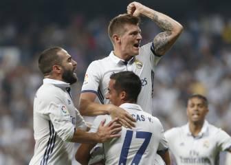 Toni Kroos y el gol inteligente