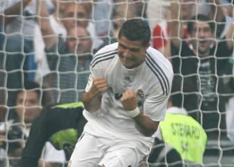 Se cumplen siete años del primer gol del siete blanco...