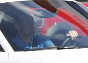 Alcácer pasó el reconocimiento antes de irse con la Selección