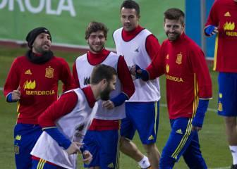 Luis Enrique se queda sin 16 jugadores, que podrían ser 17