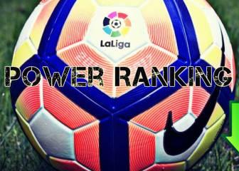 Power Ranking (J2): El Atlético sin gol y dos ascendidos invictos