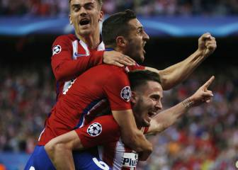 El Atlético más internacional de la historia: 17 convocados