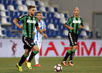 Berardi será baja ante el Athletic en Europa League