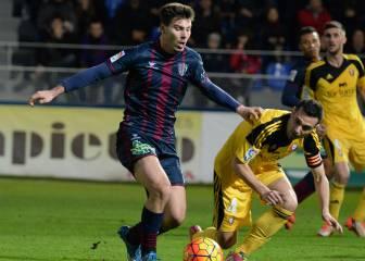 El Huesca traspasa a Morillas al UCAM y ficha a Rajko Brezancic