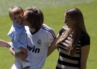 Se cumplen 4 años del debut de Modric con el Real Madrid
