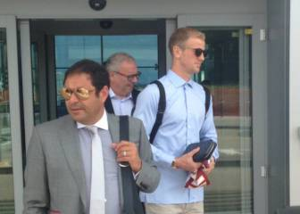 Hart ya posa como nuevo jugador del Torino