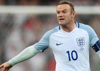 Rooney dejará la selección inglesa tras el Mundial 2018