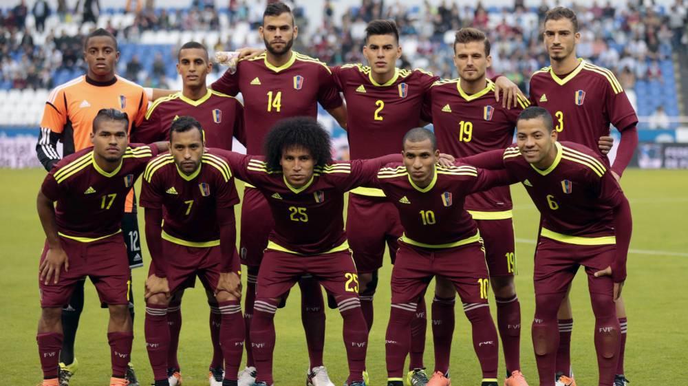 Resultado de imagen para seleccion de venezuela