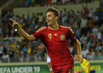 Borja Mayoral en Goal:
