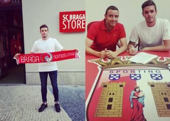 El portero juvenil del Madrid Curro Harillo ficha por el Braga