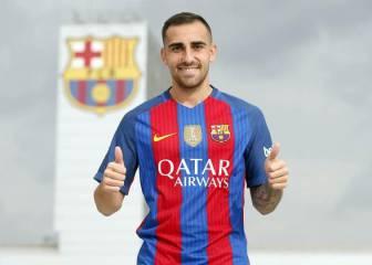 Paco Alcácer ya es del Barça: