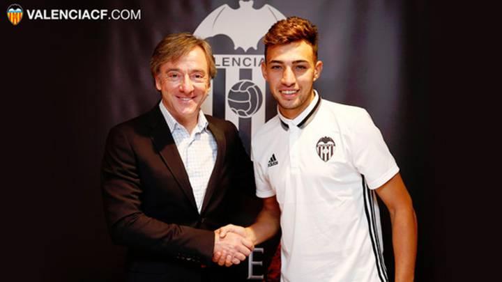 Munir, cedido al Valencia con una opción de compra de 12M€