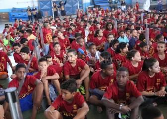 El Barcelona inaugurará una escuela de fútbol en Moscú